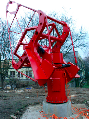 The prototype structure of the SST